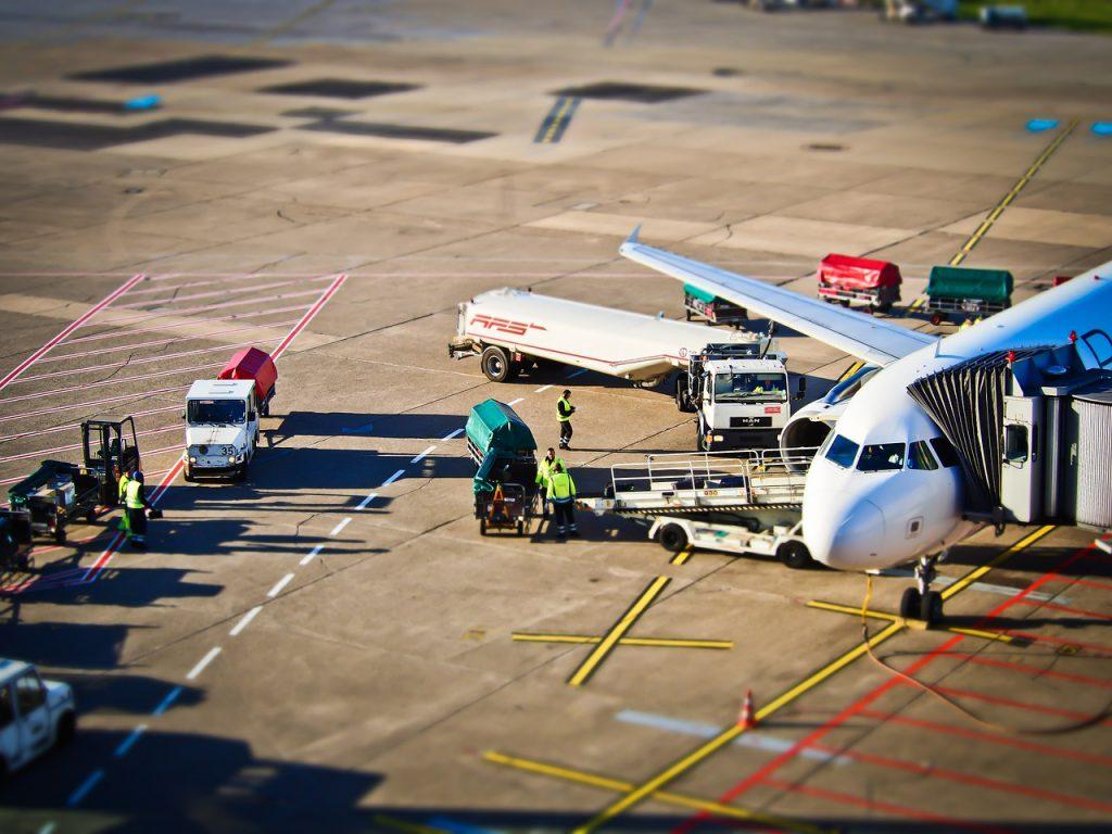 Transporte aéreo internacional desde Guadalajara